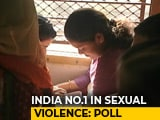 Video : India Most Dangerous Country For Women, US In 10 Worst: Survey