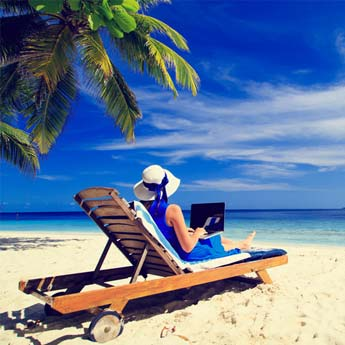 How To Turn Your Workation Into A Vacation