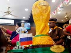 As Football Fever Takes Over The World, Kolkata Gets Its Own World Cup