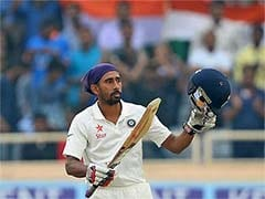 Injured Wriddhiman Saha A Doubt For India vs Afghanistan Test
