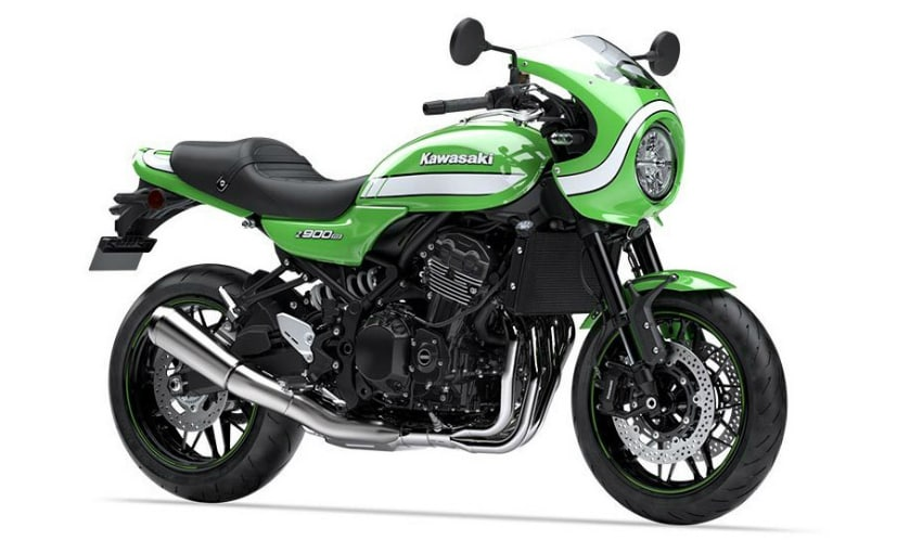 The Kawasaki Z900 RS Cafe Ups Retro Styling Of