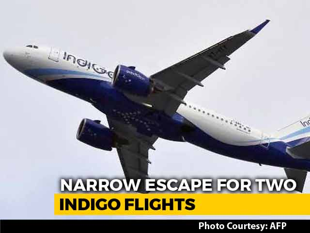 Video : On Tuesday, 2 IndiGo Planes Were Seconds Away From Disaster