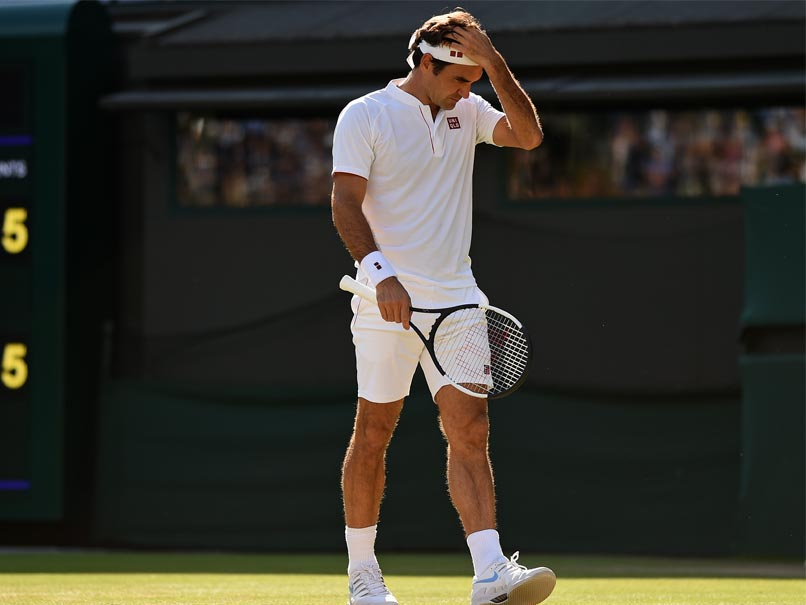 Wimbledon 2018: Roger Federer Feeling Low After Shock Quarter-Final Exit