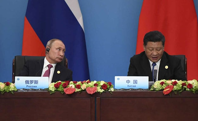 Conflict Emerges In G7, As Xi Jinping And Putin Play Up Asian Summit SCO