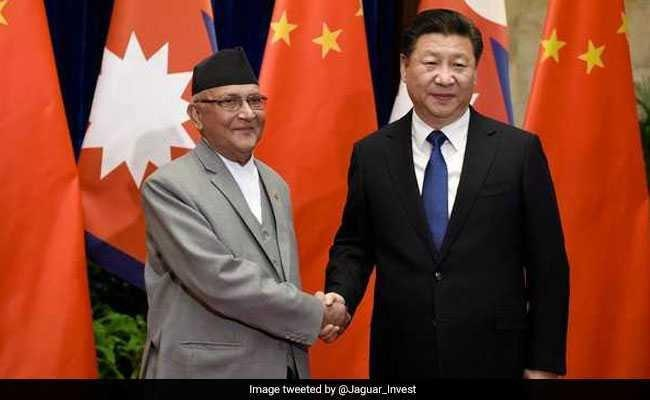 China To Build Railway Into Nepal: Reports