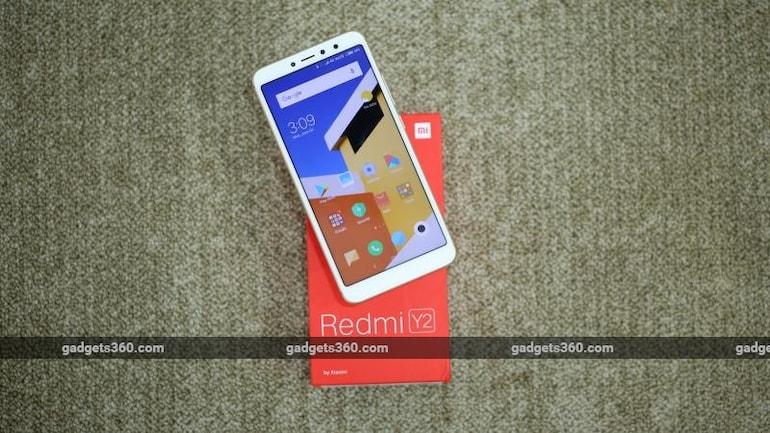 Xiaomi Redmi Y2 भारत में लॉन्च, 16 मेगापिक्सल का सेल्फी कैमरा है इसमें