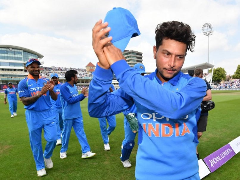 India vs England: Hoping For Test Call-Up After White-Ball Wickets Against England, Says Kuldeep Yadav