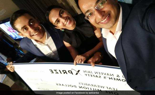 Delhi Team Wins $1 Million XPrize For Women's Safety Device