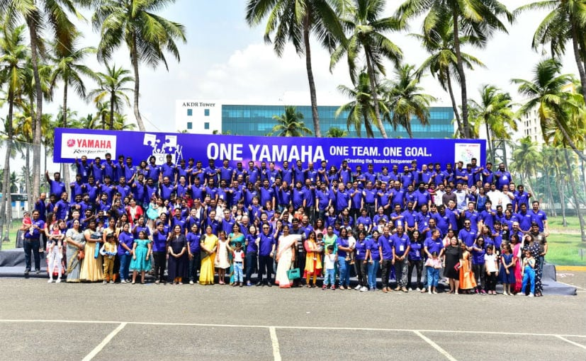 yamaha day 2018
