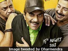 <i>Yamla Pagla Deewana Phir Se</i> Teaser Introduces Dharmendra, Sunny Deol, Bobby Deol And Secret 'Mastana' Salman Khan