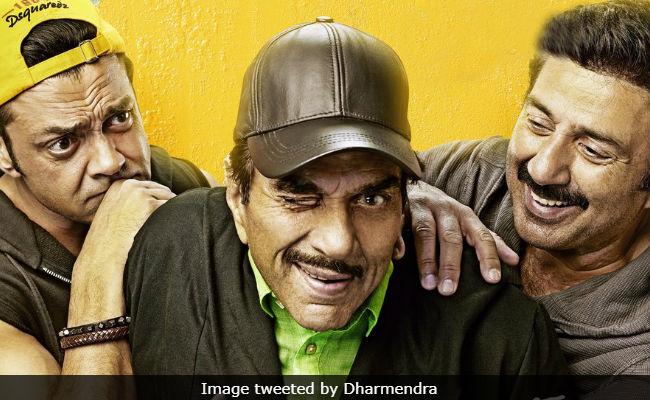 Yamla Pagla Deewana Phir Se Teaser Introduces Dharmendra, Sunny Deol, Bobby Deol And Secret 'Mastana' Salman Khan