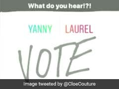 Yanny Or Laurel? The Audio Version Of 'The Dress' Is Dividing The Web