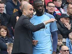 Yaya Toure Makes Sensational Accusation Against Pep Guardiola