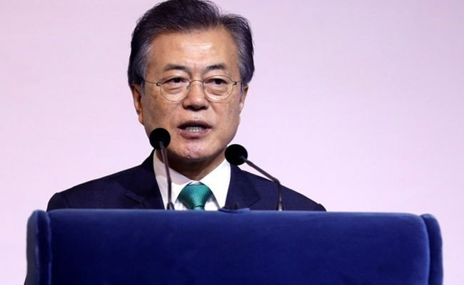 South Korean President Urges New US-North Korea Denuclearisation Talks