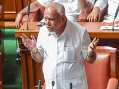 """I'm A Fighter"": What BS Yeddyurappa Said In His Resignation Speech"