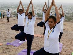 Around 1.25 Crore People To Participate In Yoga Day Celebrations In Gujarat