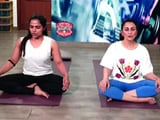 Video : Yoga To Beat Stress