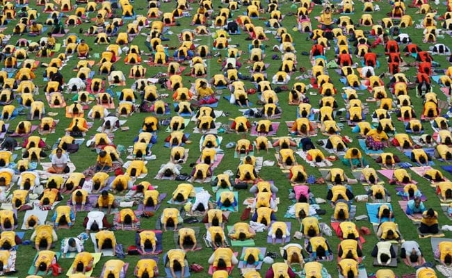Yoga Day: 10 Top Executives Share Their Health Investment Secrets