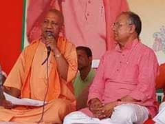 By-Poll Scarred Yogi Adityanath Suspends 2 IAS Officers At A Stroke