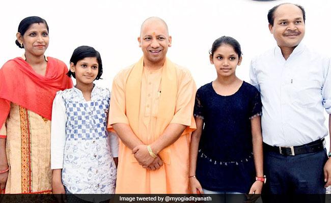 Yogi Adityanath Gives Rs 51,000 Reward To Girls With 'Sharp Memory'