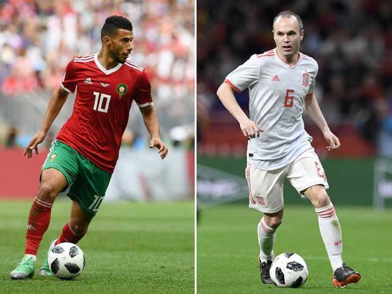 World Cup 2018, Spain vs Morocco: When And Where To Watch, Live Coverage On TV, Live Streaming Online