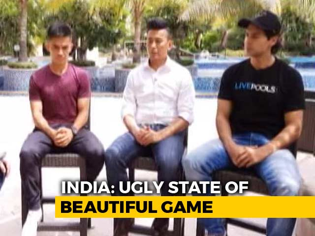 Where Is Indian Football As World Cup Fever Grips Fans?