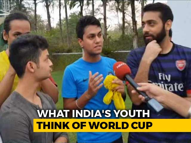 Video : Youthquake: The World Cup In Russia