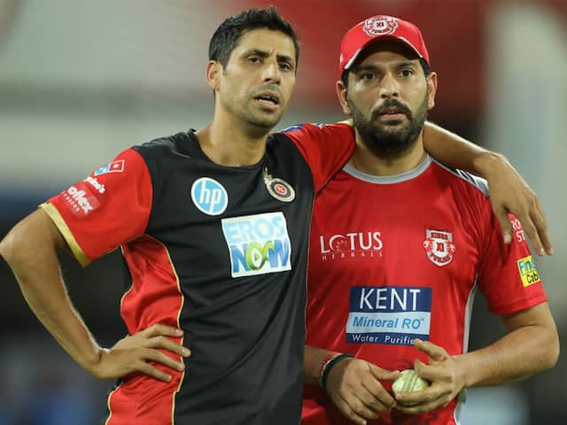 IPL 2018: When Yuvraj Singh And Ashish Nehra Danced Their Hearts Out Ahead Of Match. Watch