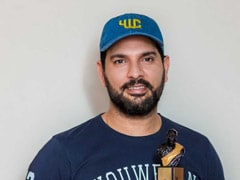 Yuvraj Singh Awarded 'Most Inspiring Icon Of The Year For Social Welfare'