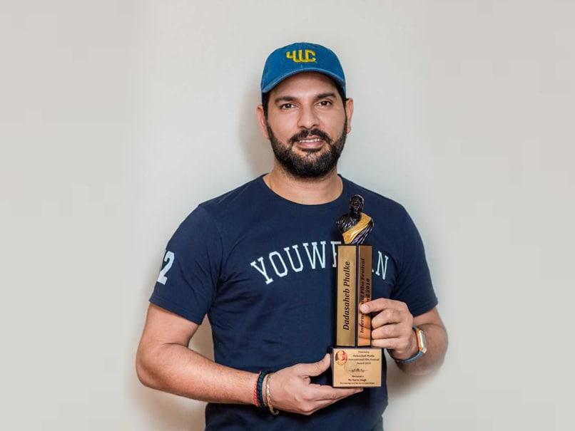 Yuvraj Singh Awarded