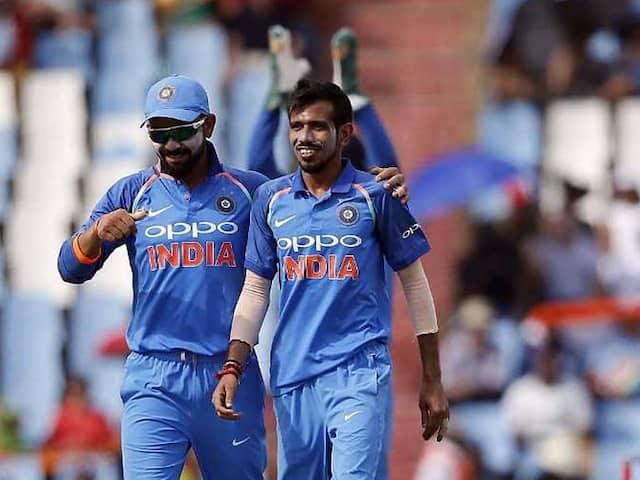 Yuzvendra Chahal Reveals Why Virat Kohli Inspires Him A Lot