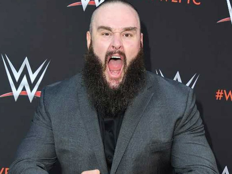WWE Superstar Braun Strowman To Visit India