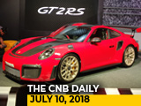Video : Porsche 911 GT2 RS, Nissan Emissions Falsification, Honda Car India