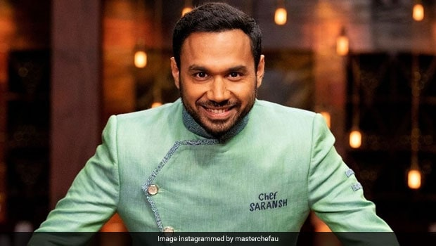 Chef Saransh Goila To Appear On Masterchef Australia As A Guest-Judge