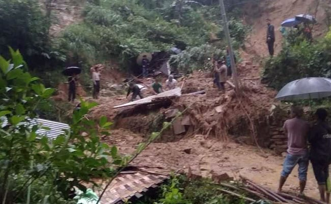 7 Killed, 2 Missing After Landslides Hit Manipur's Tamenglong