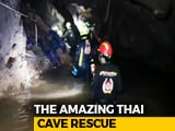 Video : Rescue At Thai Cave Ends In Triumph: How The Boys Were Led Out By Divers
