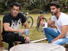 Salman Khan Introduces Zaheer Iqbal, The Mystery Boy From His Throwback Pic. Details Here