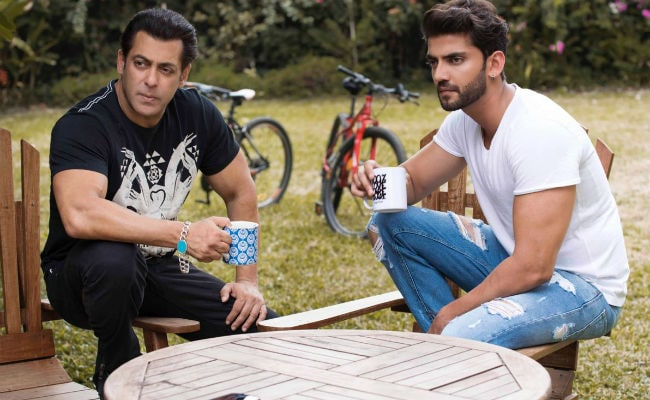 Salman Khan reveals why he is launching Zaheer Iqbal