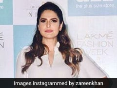 Man Dies After His Scooter Runs Into Actor Zareen Khan's Car