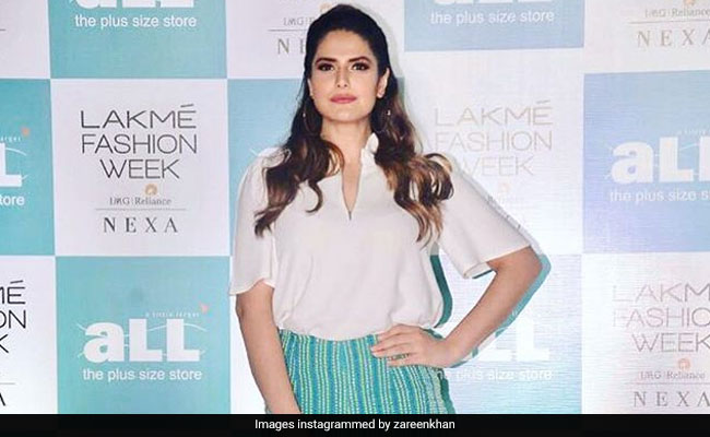 Biker dies after ramming into Zareen Khan's car in Goa