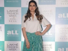 "Zarine Khan On Plus Size Models: ""Wonder Why It Took So Long To Understand Their Potential"""