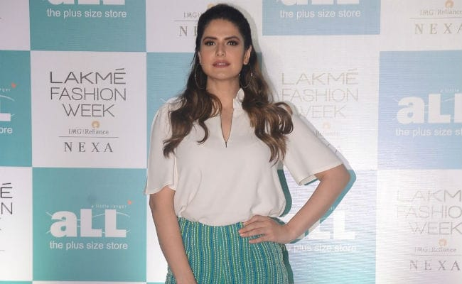 Zarine Khan On Plus Size Models: 'Wonder Why It Took So Long To Understand Their Potential'