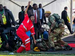 Police Look For Motive After 49 Hurt In Zimbabwe Election Blast