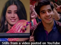 For Janhvi Kapoor And Ishaan Khatter's <i>Zingaat</i>, Farah Khan Came Out Of 'Choreographic Retirement'