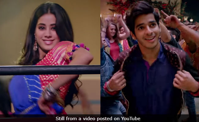 For Janhvi Kapoor And Ishaan Khatter's Zingaat, Farah Khan Came Out Of 'Choreographic Retirement'