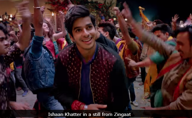 Dhadak Song Zingaat: Janhvi Kapoor And Ishaan Khatter's Song Has Shiamak Davar's Support