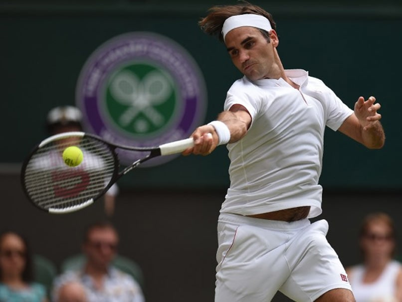 Wimbledon 2018: Roger Federer Marches Into Quarter-Finals