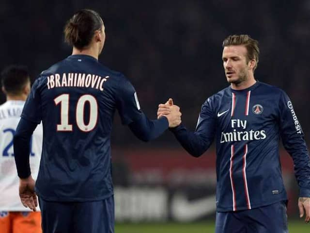 World Cup 2018: David Beckham, Zlatan Ibrahimovic Agree On World Cup Bet. Here Are The Terms Of The Deal