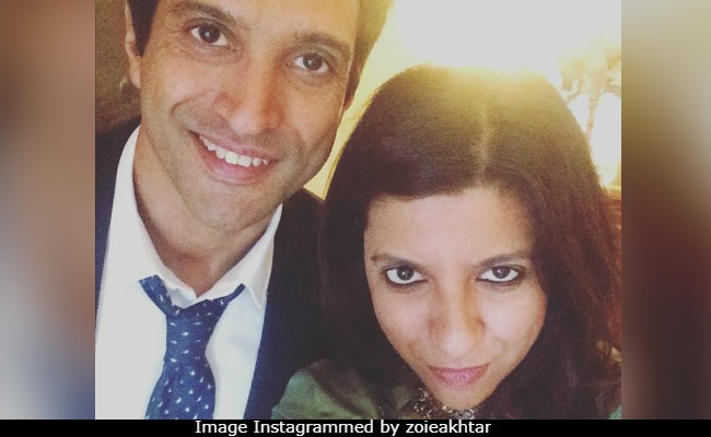 Zoya Akhtar On Her 'Great Relationship With' Farhan And 'First Panic Attack'